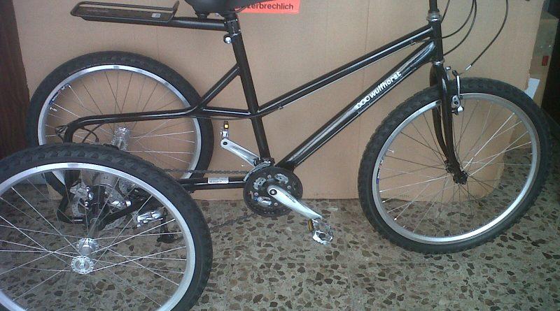 BTT Triciclo