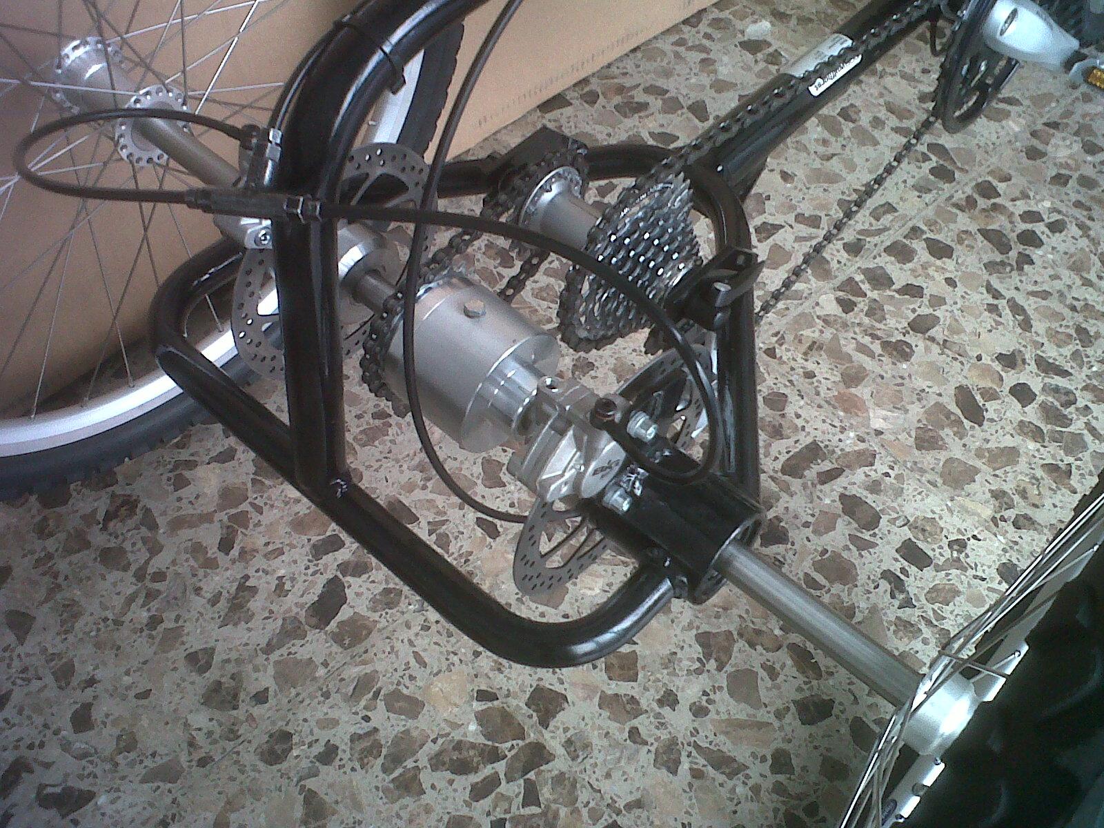 Triciclo Terrain