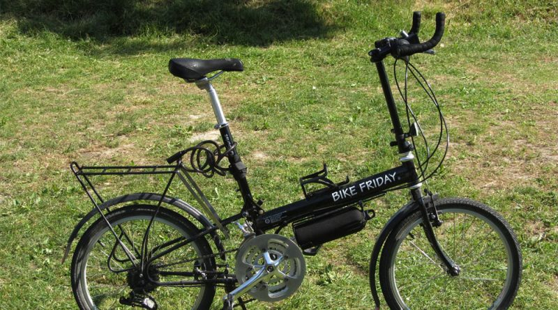 BikeFriday NWT