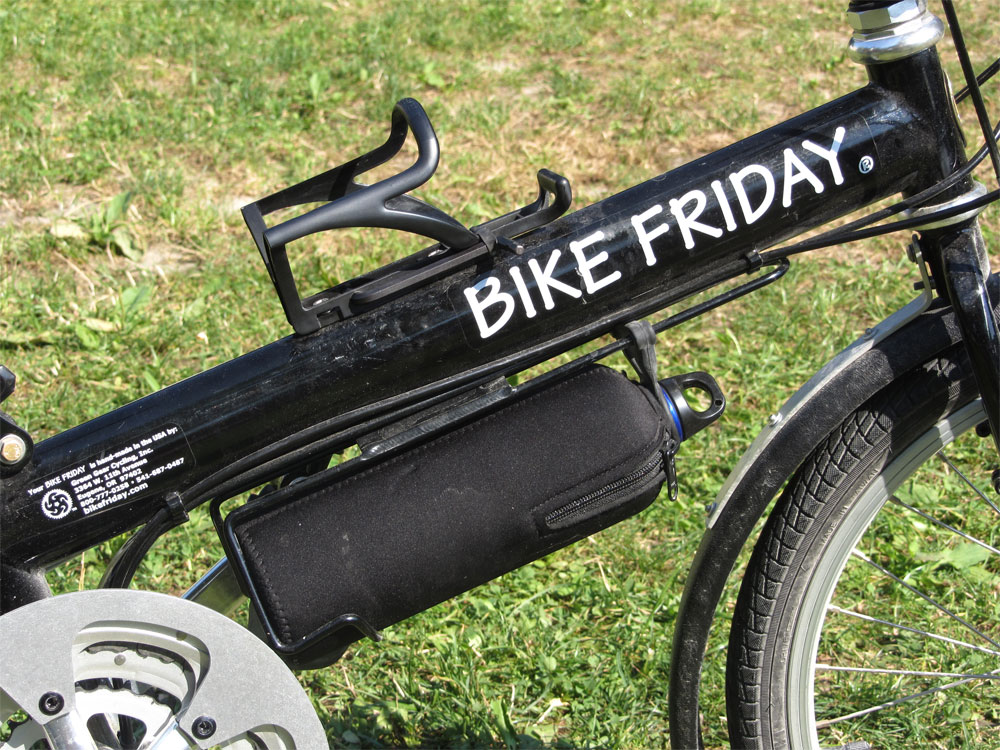 Bike Friday - Plegabike